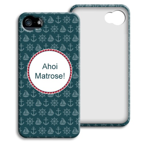 Case iPhone 5/5S - Matrose 23945