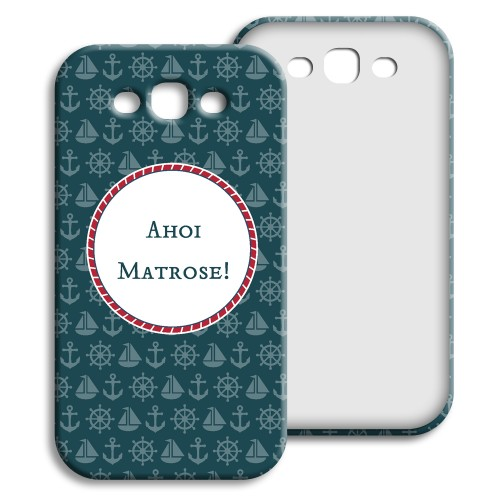 Case Samsung Galaxy S3 - Matrose 23951