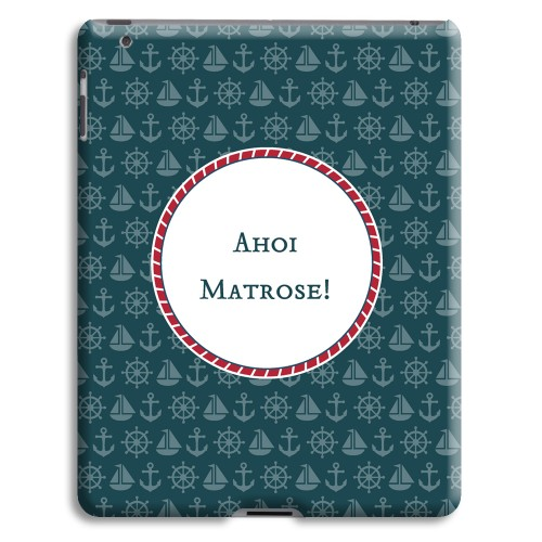Case iPad 2 - Matrose 23960