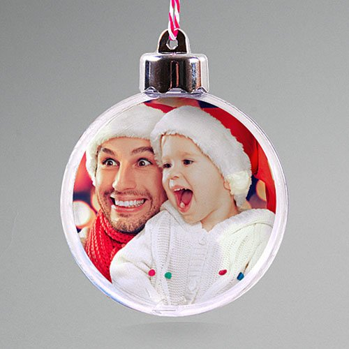 Weihnachtskugel - Eigenes Foto 24004 test