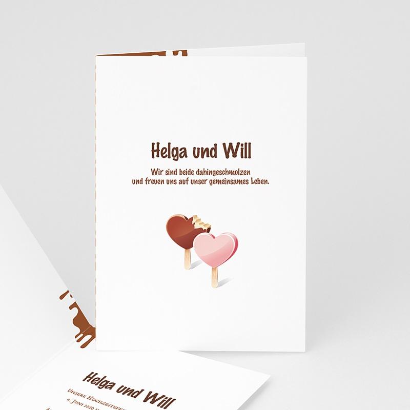 Einladungskarten Hochzeit  - Olympia 24058 thumb