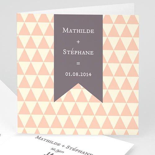 Hochzeitseinladungen modern - Schlichtheit 24246