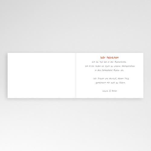 Hochzeitseinladungen modern - Stimmungsvoll 24295 preview