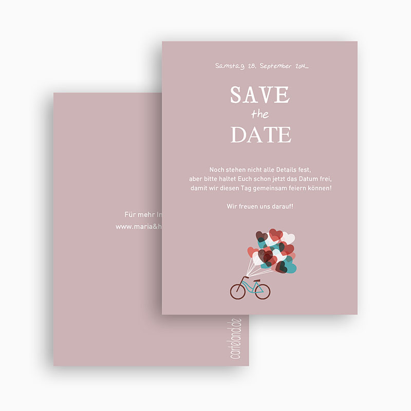 Save The Date  - Vintage Charme 24531 thumb