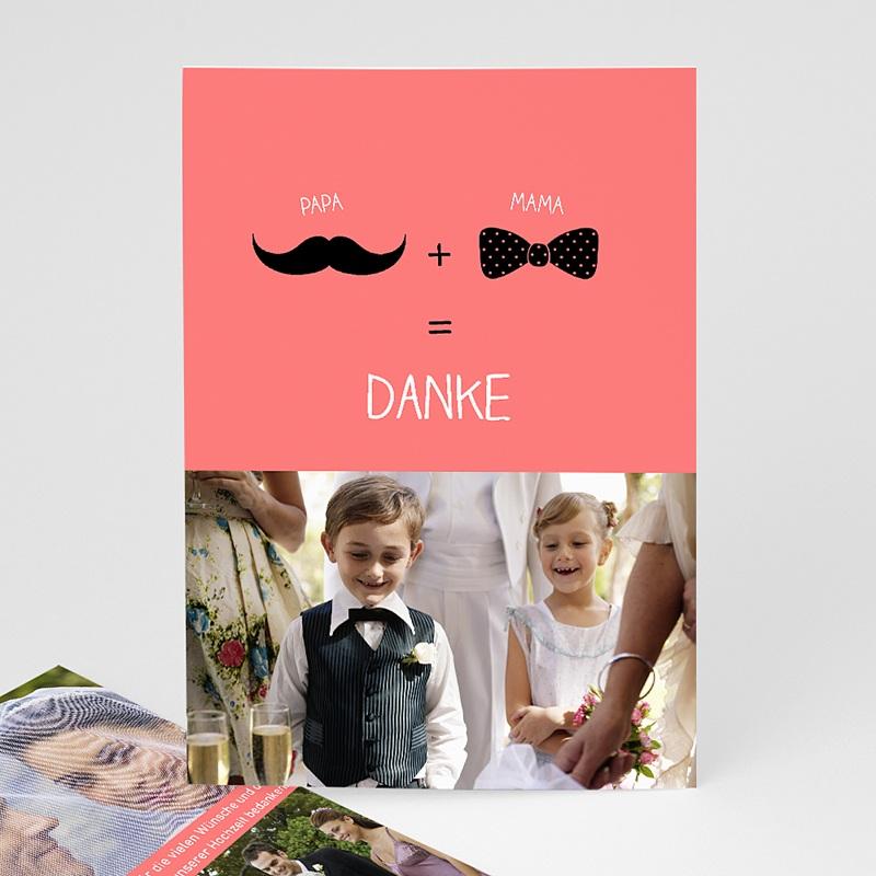 Originelle Dankeskarten Hochzeit Tanzpaar