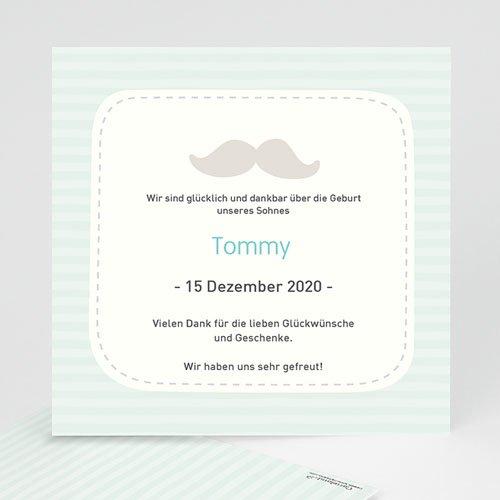 Babykarten für Jungen - Streifen Fein 24747 test