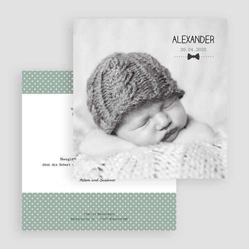 Babykarten für Jungen - Schwarze Fliege 24841 test