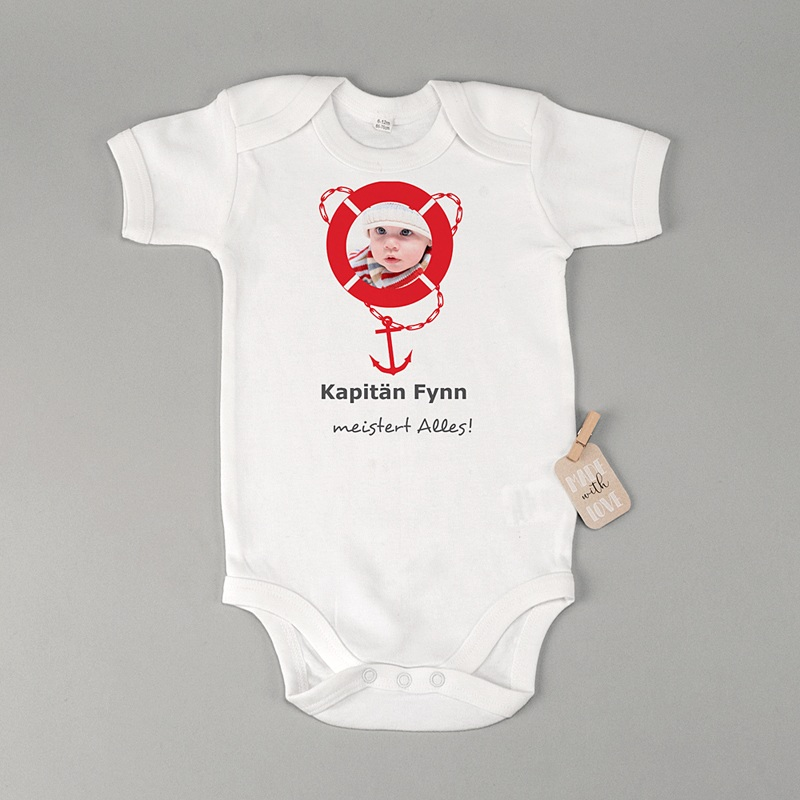 Personalisierte Baby Bodys Ring
