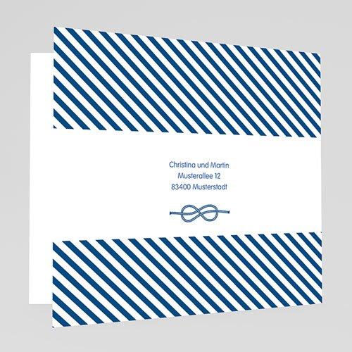 Hochzeitseinladungen modern - Maritimer Stil 24972 preview