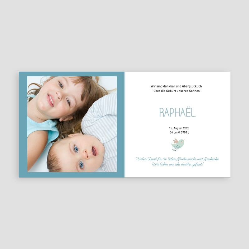 Geburtskarten für Jungen - Matthias 24977 thumb