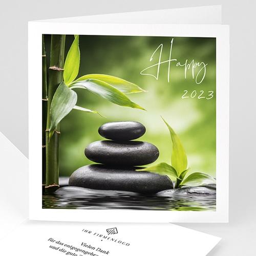 Weihnachtskarten - Gesundheit 2524