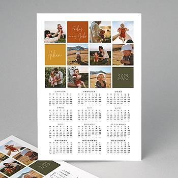 Kalender Jahresplaner - Das erste Weihnachten - 2