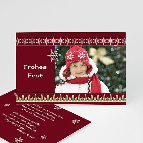 Weihnachtskarten - Weihnachtlich 2608