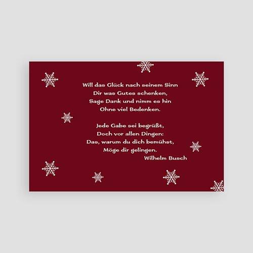 Weihnachtskarten - Weihnachtlich 2609 test