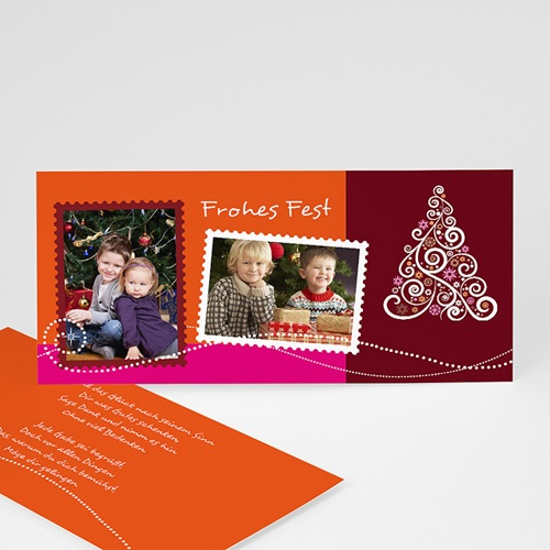 Weihnachtskarten - Weihanchtskarte 19 2612