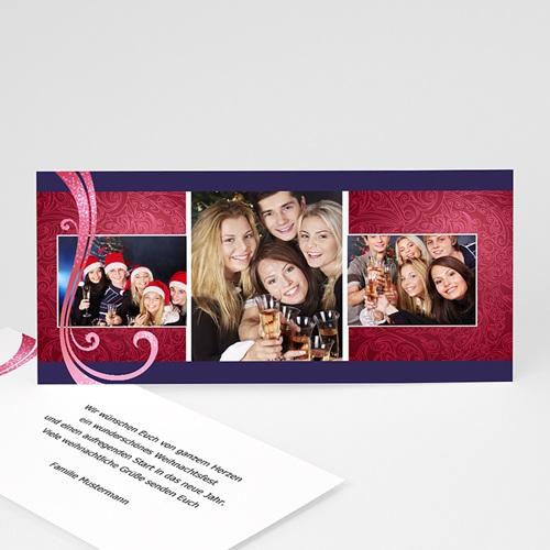 Weihnachtskarten - Magische Weihnachten 2616