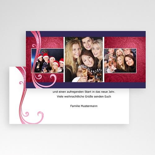 Weihnachtskarten - Magische Weihnachten 2617 preview