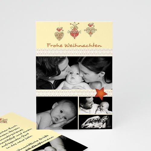Weihnachtskarten - Frohe Weihnacht 2628