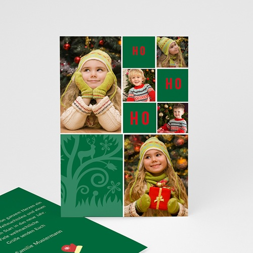 Weihnachtskarten - Wunsch 2632