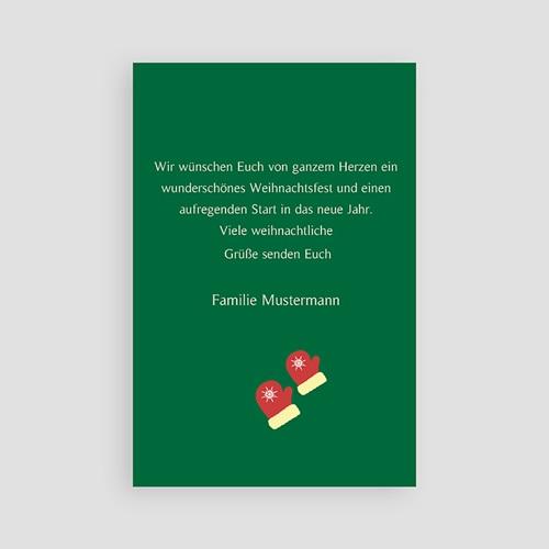Weihnachtskarten - Wunsch 2633 preview
