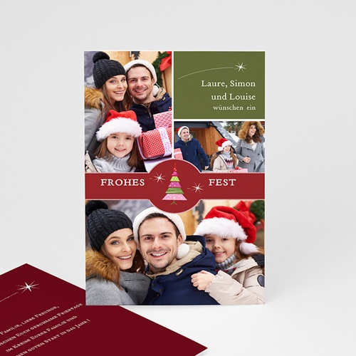 Weihnachtskarten - Weihnachtskarte 13 2636