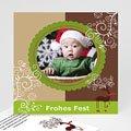 Weihnachtskarten - Retro 2644 test