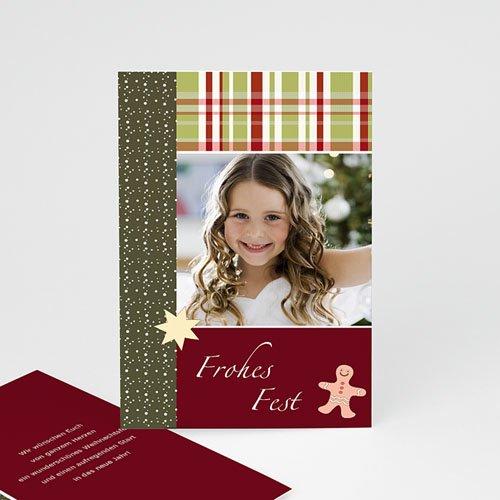 Weihnachtskarten - Einzigartige Momente 2648