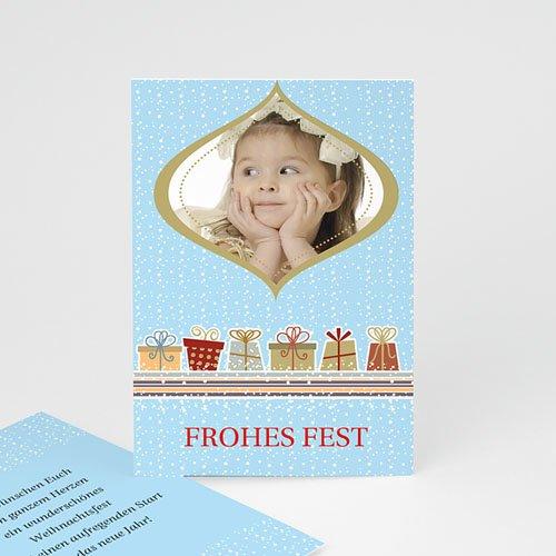 Weihnachtskarten - Festtage 2652 test