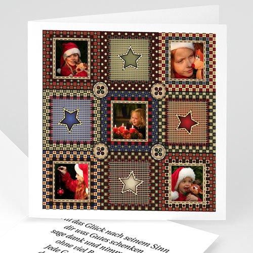 Weihnachtskarten - Geschenke 2680