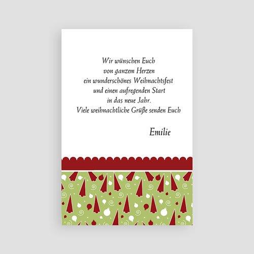 Weihnachtskarten - Weihnachtswunder 2709 preview