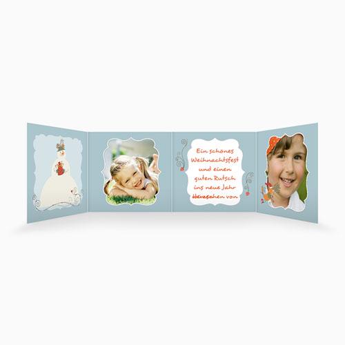 Weihnachtskarten - Frieden 2713 preview