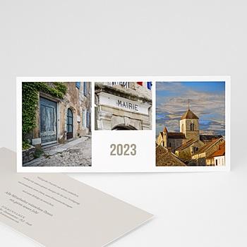 Weihnachtskarten - Neujahrskarte 2012 - 1