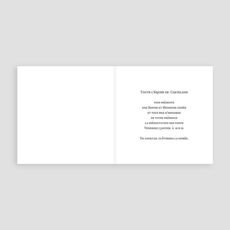 Geschäftliche Weihnachtskarten Honigkuchenpferd pas cher