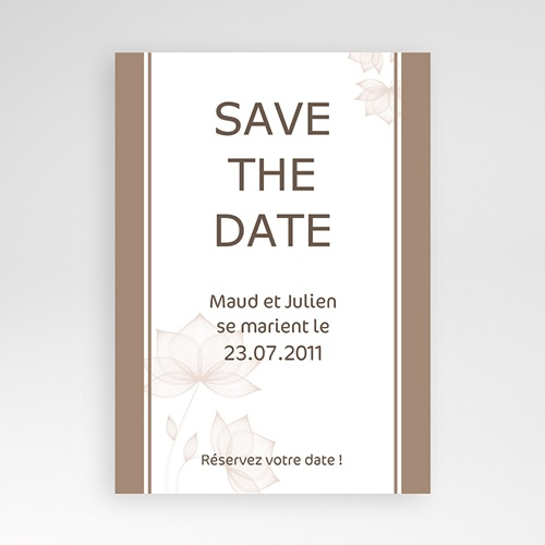 Save The Date  - Einladung Aix-en-Provence 2774