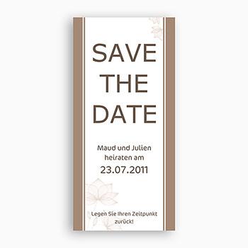 Save The Date  - Hochzeitskarte Berlin - 1