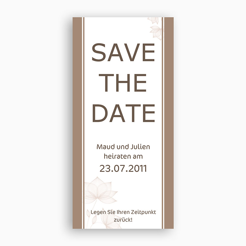 Save The Date  - Marseille 2778 thumb