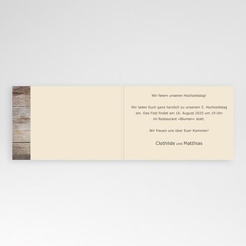 Silberhochzeit und goldene Hochzeit  - Herz 2783 preview