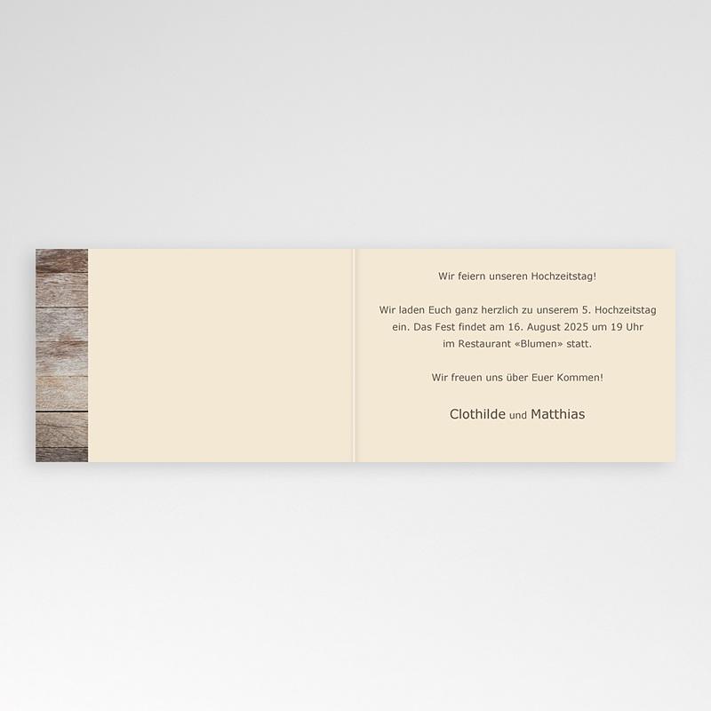 Hochzeit Einladungskarten Geburtstag Herz pas cher