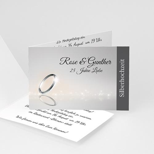 Silberhochzeit und goldene Hochzeit  Silberne hochzeit