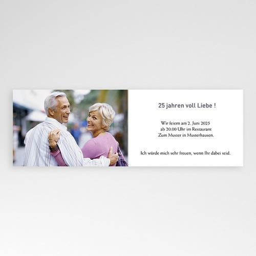 Silberhochzeit und goldene Hochzeit  - Perlen 2803 test
