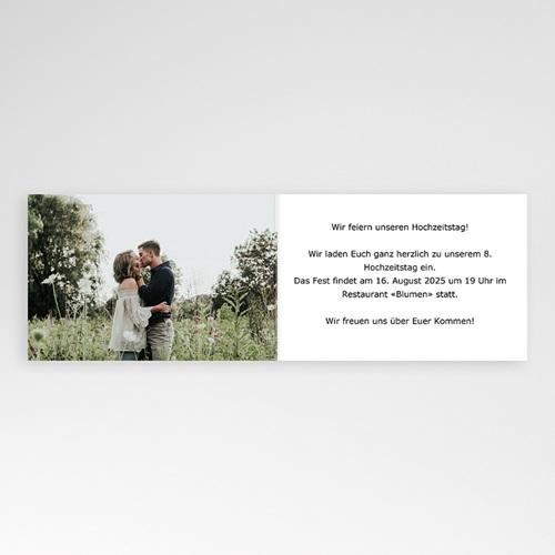 Silberhochzeit und goldene Hochzeit  Mohnblumen pas cher