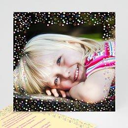 Einlegekarte Kindergeburtstag Lilah
