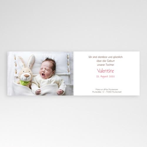 Geburtskarten für Mädchen - Luzie 31365 preview
