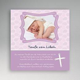 Karten Taufe Helen