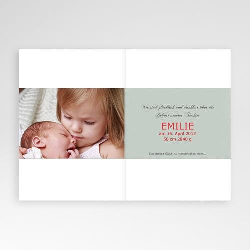 Geburtskarten für Mädchen - Anna 344 test