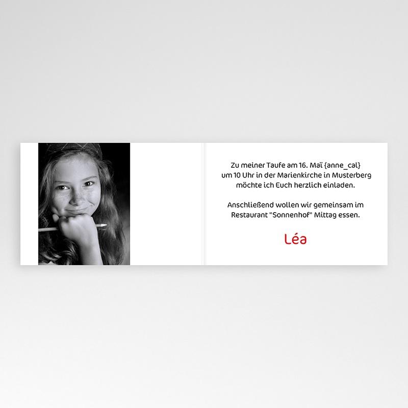 Einladungskarten Kommunion fur Mädchen Farbenfroh pas cher