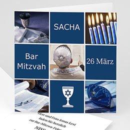 Bar Mitzvah Sacha - 1
