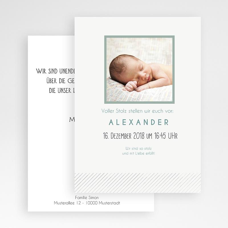 Geburtskarten für Jungen Pure Freude gratuit