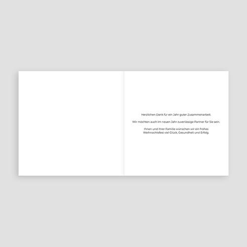 Weihnachtskarten - Glühbirne 35093 preview