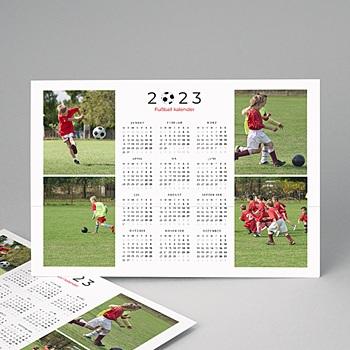Kalender Jahresplaner - Fussball - 1